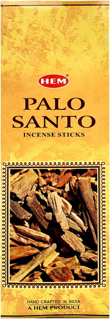 Palo Santo Hem Incense 8 Stk