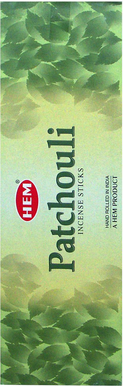 Hem Patchouli Incense