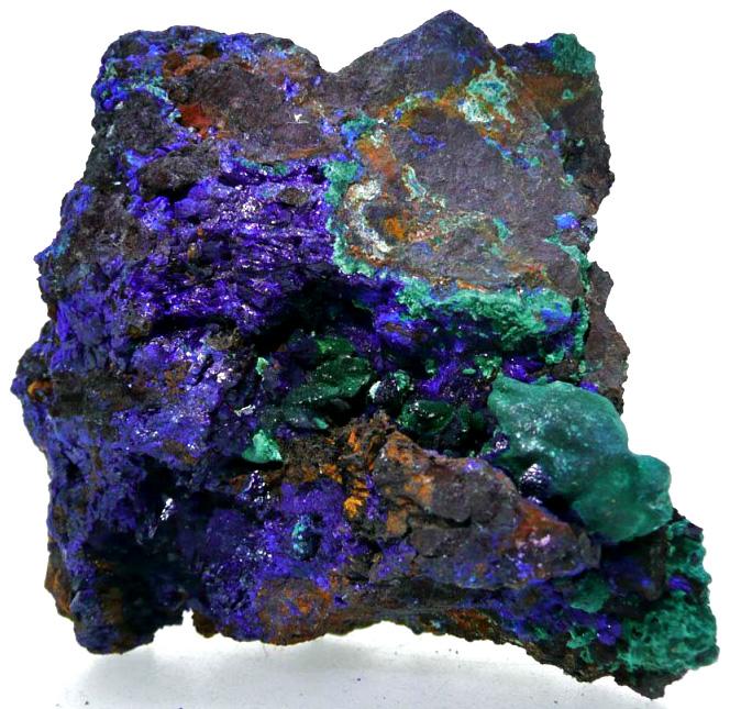 Azurite Malachite brut 1Kg