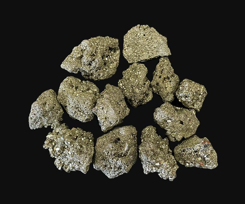 Pyrite super extra brut 500g