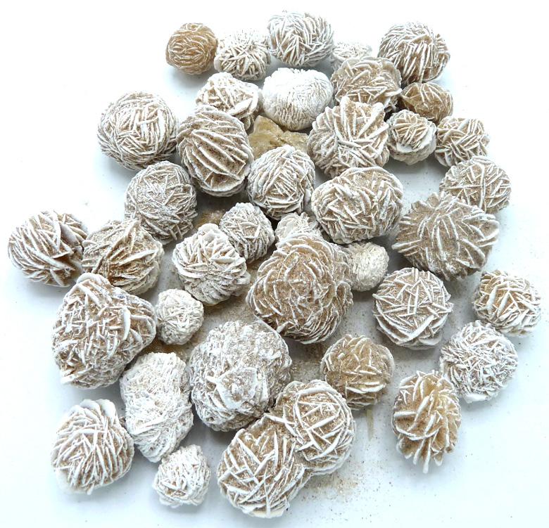Rose des sables pierres brutes 500g