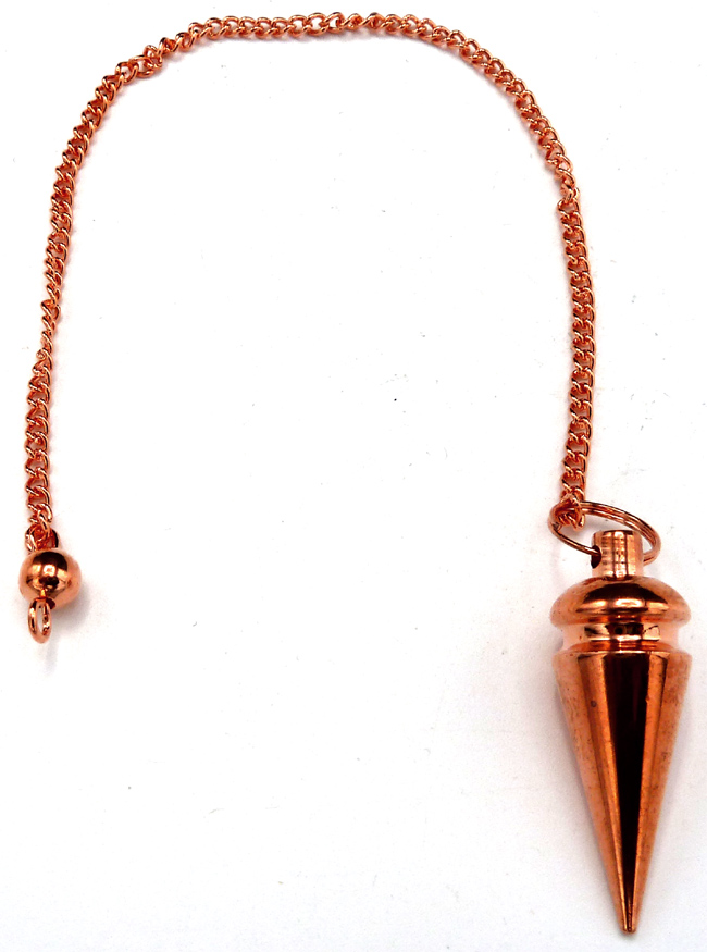 Pendule Medium cuivre 3.5cm