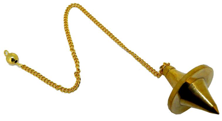 Pendule bronze Ufo