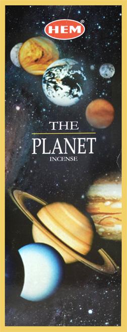Encens hem la planete hexa 20g