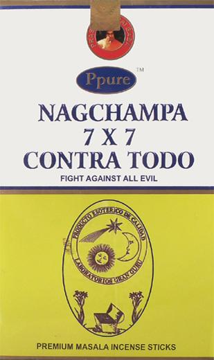 Encens Ppure nagchampa 7X7 contre tout 15g