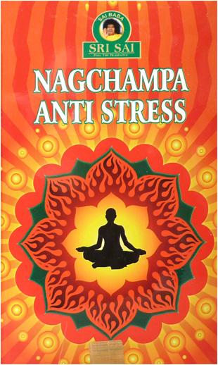 Encens Ppure nagchampa anti stress 15g