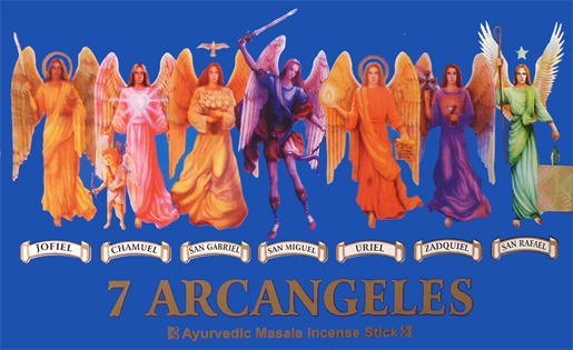 Encens Ppure 7 arc angels 15g