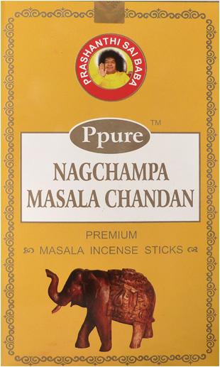 Encens Ppure nagchampa masala chandan 15g