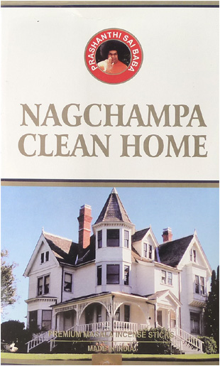Encens Ppure nagchampa clean home 15g