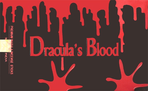 Encens Ppure dracula's blood 15g