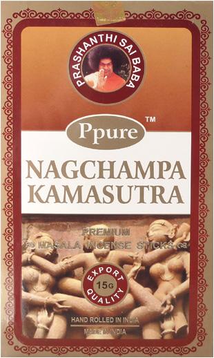 Encens Ppure nagchampa kamasutra 15g