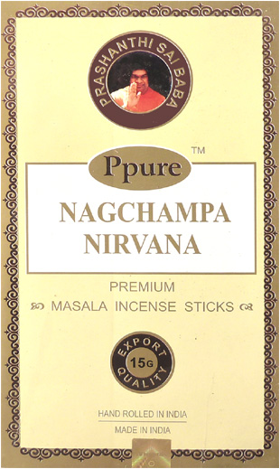 Encens Ppure nagchampa nirvana 15g
