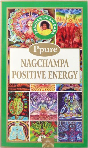 Encens Ppure nagchampa positive energy 15g