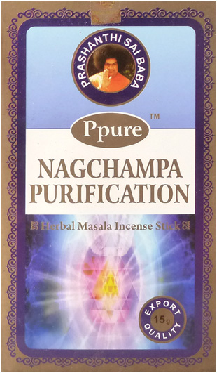 Encens Ppure nagchampa purification 15g
