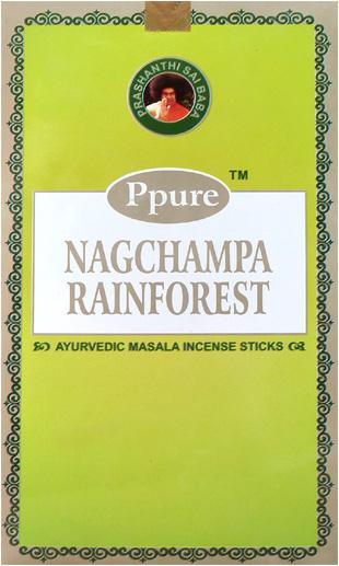 Encens Ppure nagchampa rain forest 15g