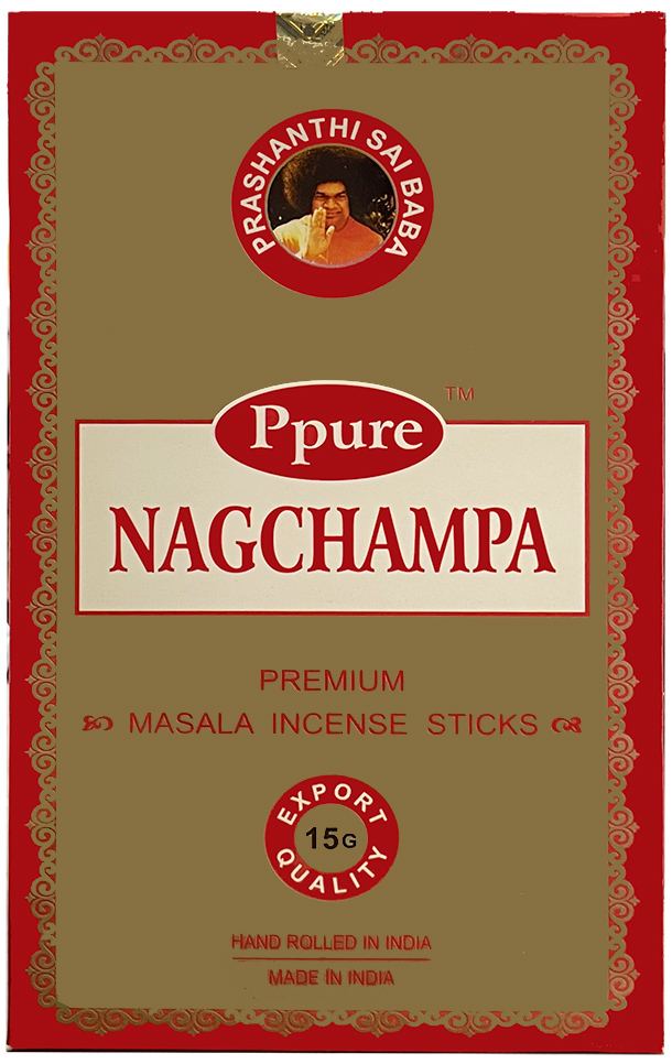 Encens Ppure red nagchampa 15g