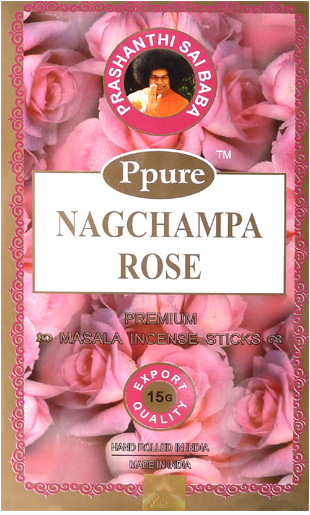 Encens Ppure nagchampa rose 15g