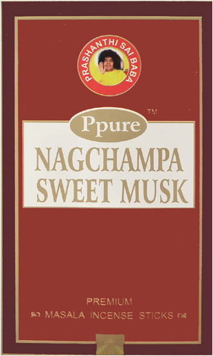 Encens Ppure nagchampa sweet musk 15g