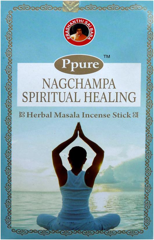 Encens Ppure nagchampa spiritual healing 15g