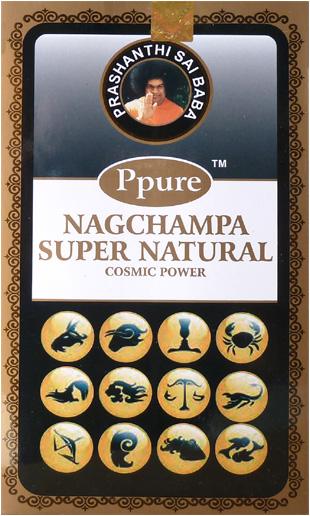 Encens Ppure nagchampa super natural 15g