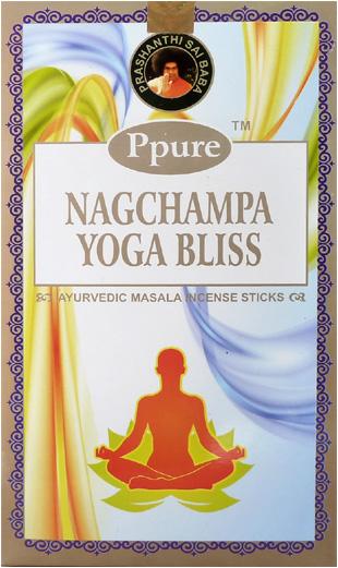 Encens Ppure nagchampa yoga bliss 15g