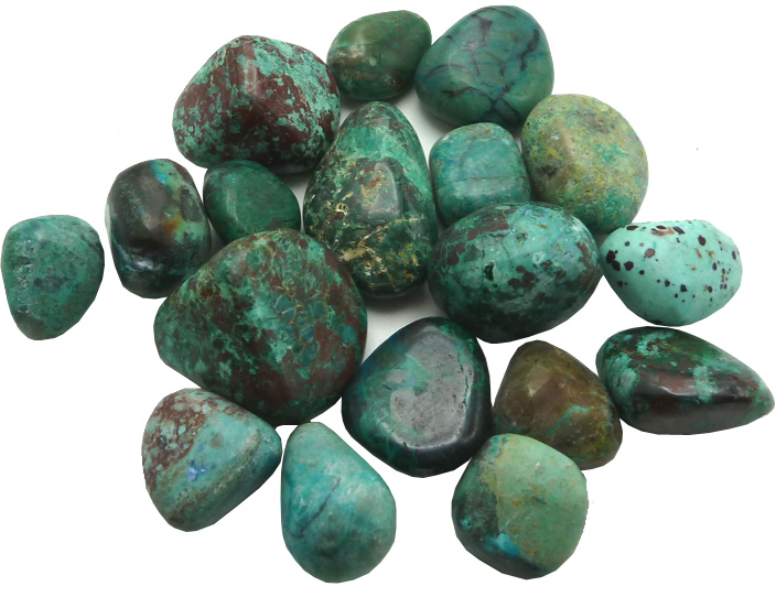 Chrysocolle small roulées 100g