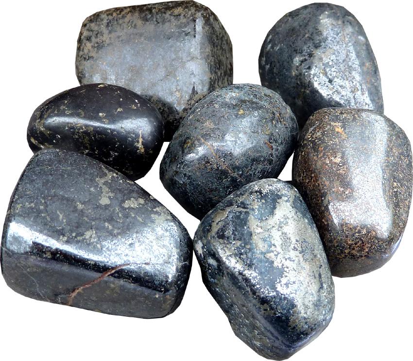 Jade Magnetite pierres roulées 250g