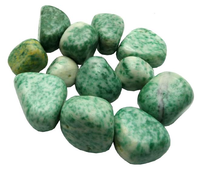 Jade verte naturelle 250g