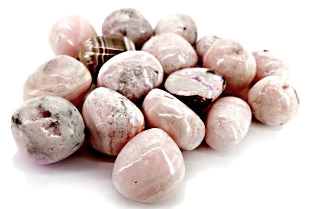 Mangano calcite pierres roulées 250g