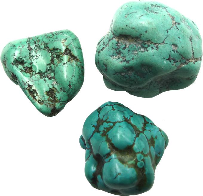 Turquoise naturelle 1er choix 50g