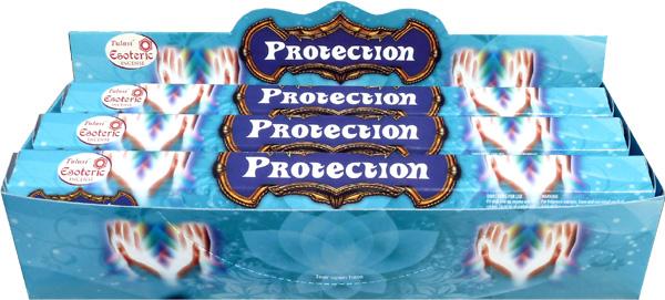 Incense tulasi sarathi protection hex 20g