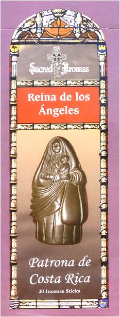 Encens tulasi sarathi Marie reine de Los Angelès hexa 20g
