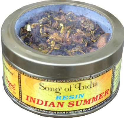 Encens resine indian summer 25g