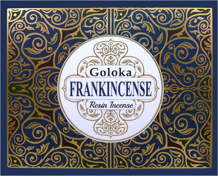 Encens résine Goloka Frank Incense 50g
