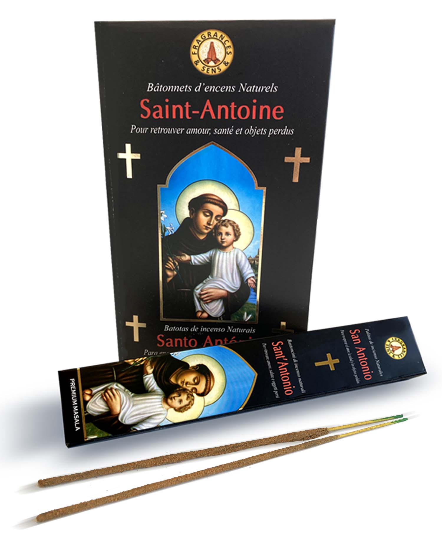 Encens Fragrances & Sens Saint-Antoine masala 15g