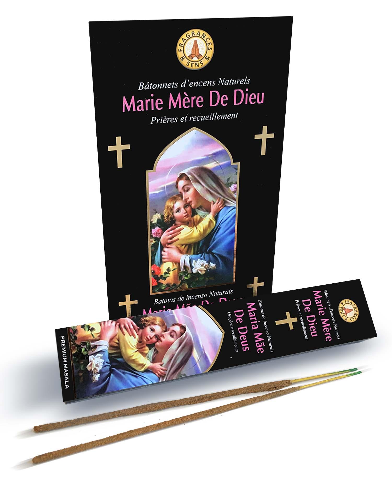 Incenso Fragrances & Sens Maria Madre Di Dio masala 15g