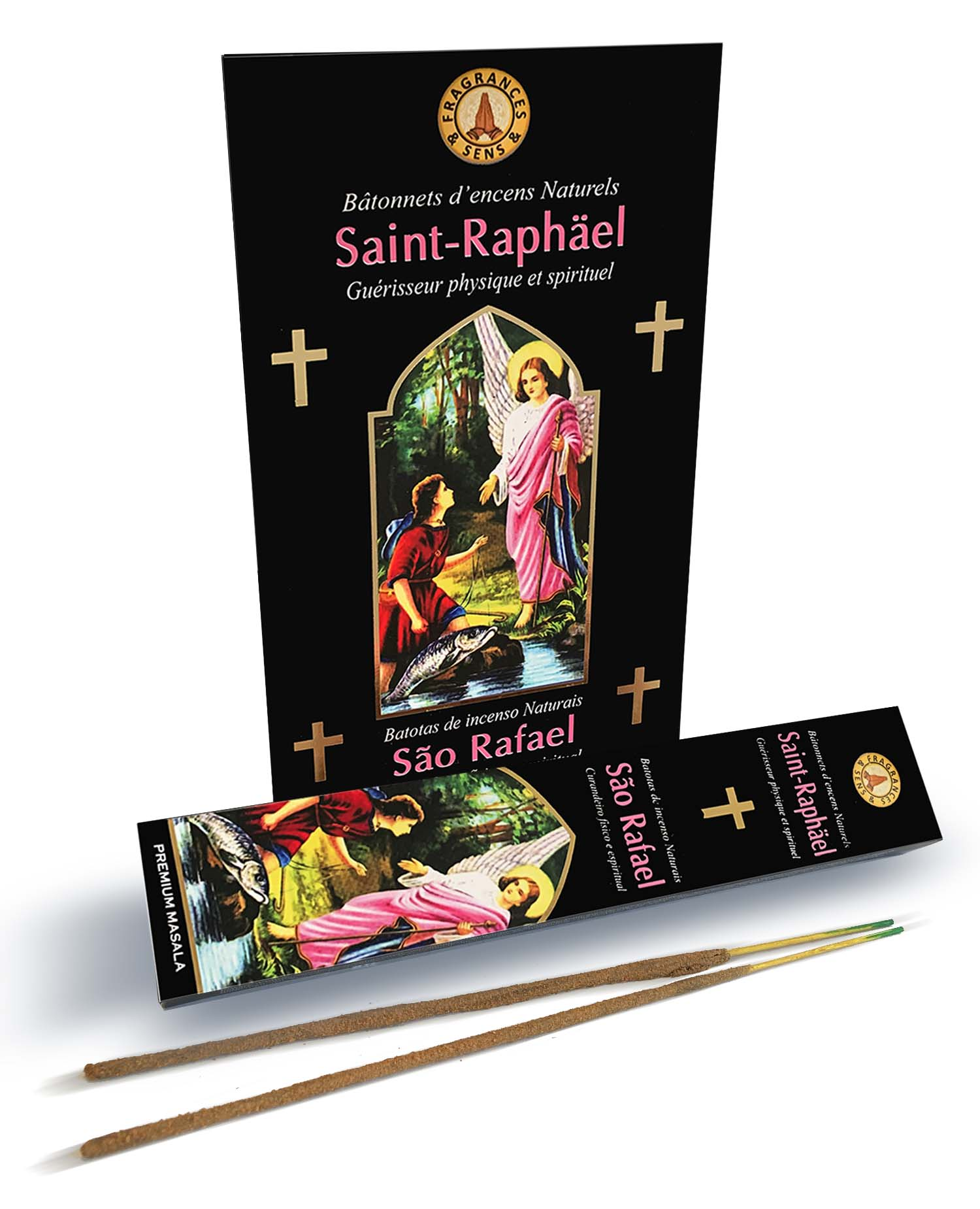 Encens Fragrances & Sens Saint-Raphäel masala 15g