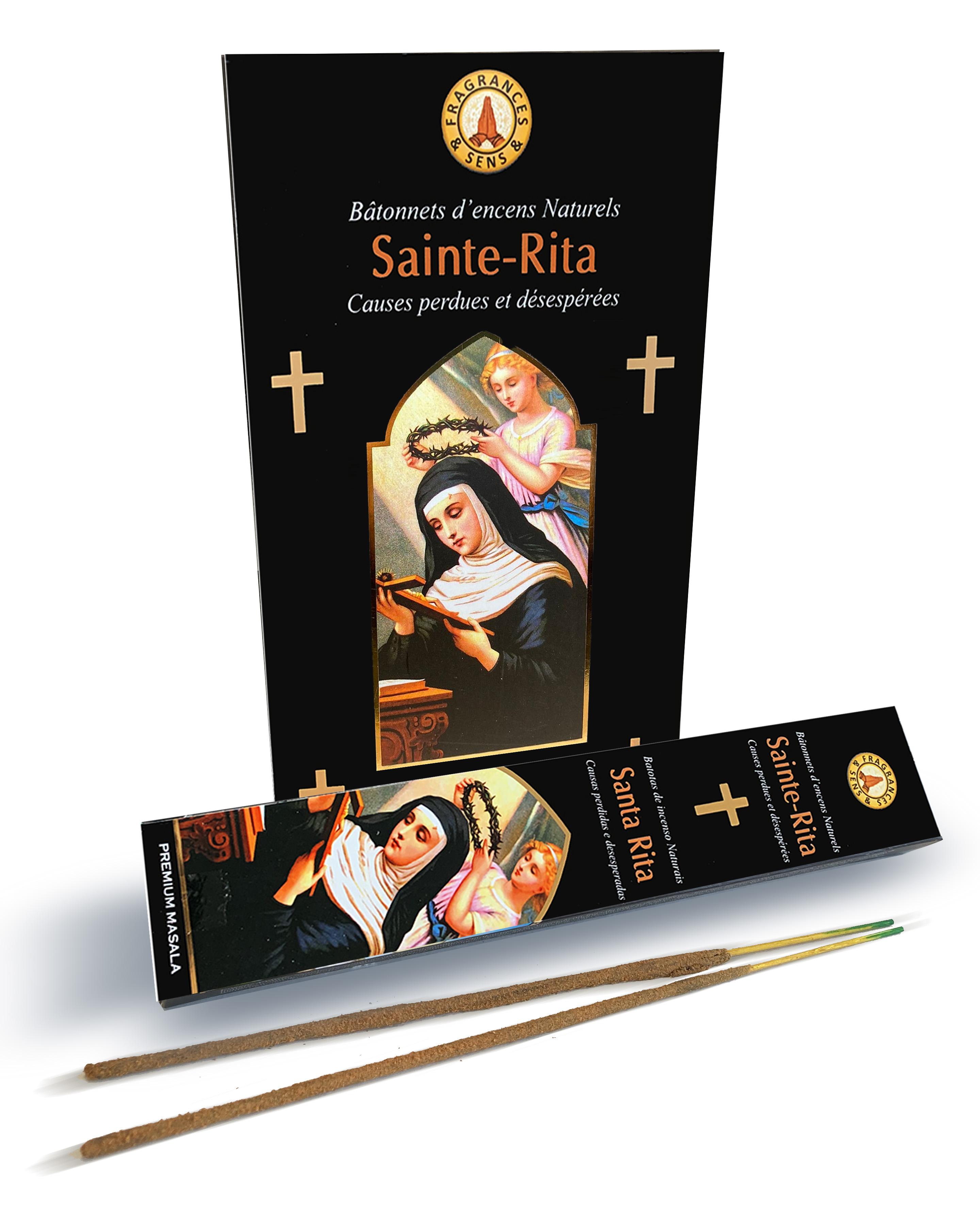 Encens Fragrances & Sens Sainte Rita masala 15g