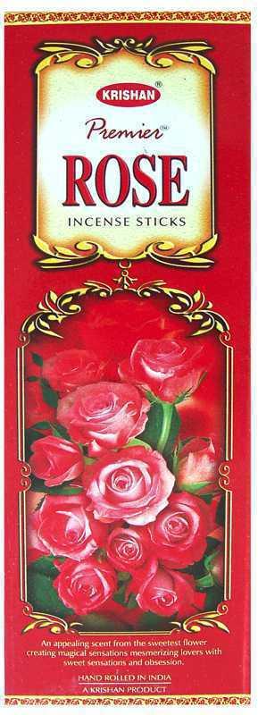 Encens Krishan Rose 8 Bts