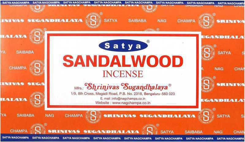 Incense satya sandalwood 15g