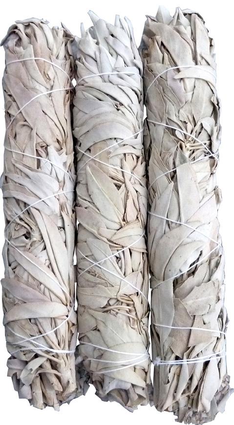 Sauge blanche californie ficelles 3x120g