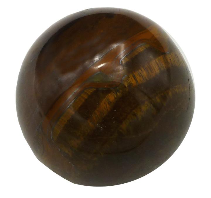 Sphère oeil de tigre 6cm