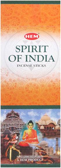 Encens hem spirit of india hexa 20g
