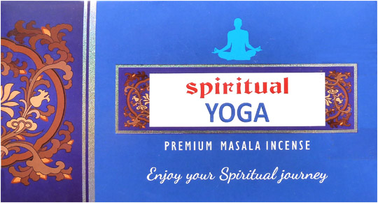 Encens sri durga spiritual yoga 15g