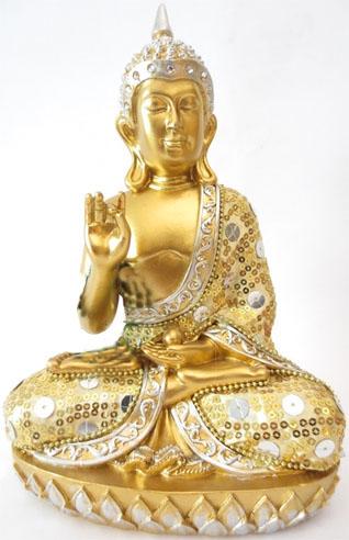 Bouddha thai or 22cm