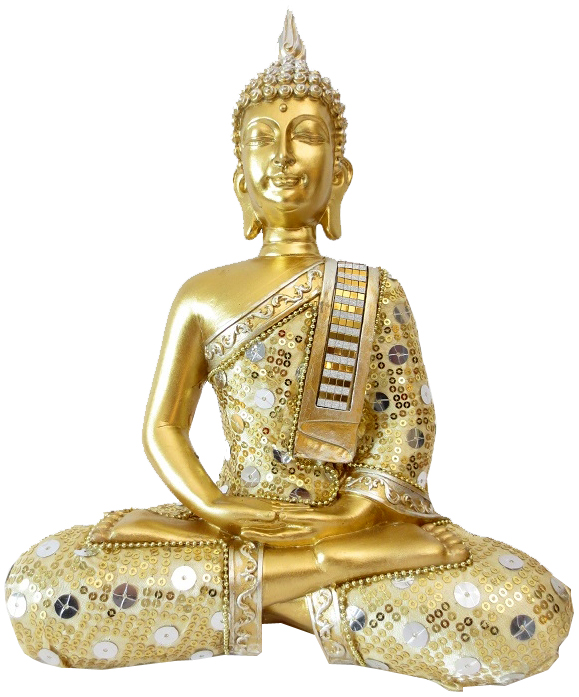 Bouddha Thai meditation or 25cm