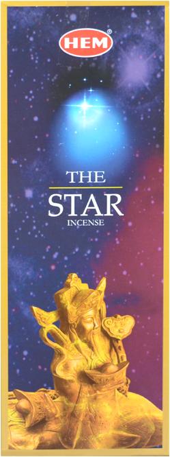 Encens hem the star hexa 20g