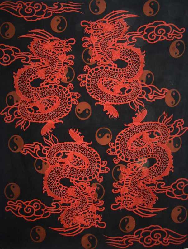 Impiccagione di drago