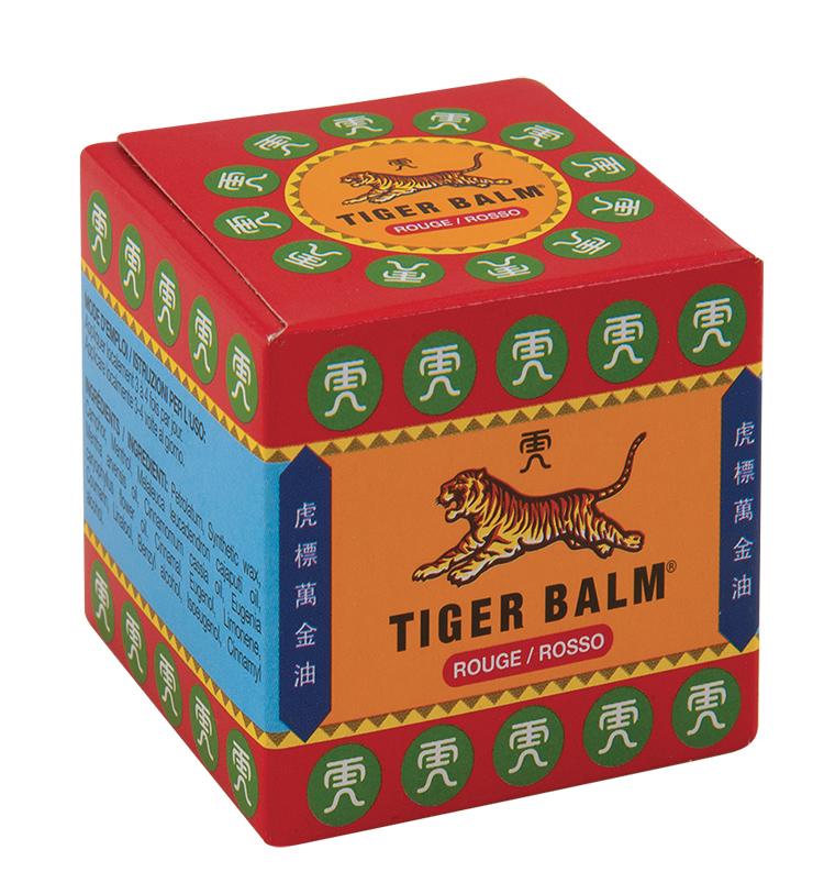 Balsamo di tigre rosso 19g