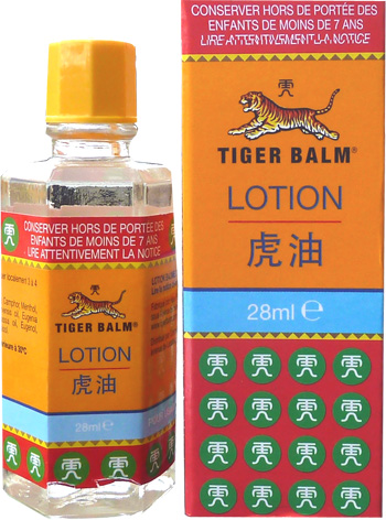 Baume du tigre liquide 28mL